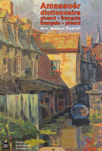 couverture Dictionnaire Français Picard